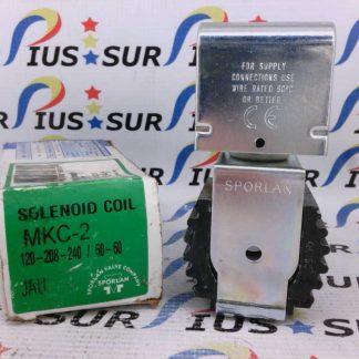 Sporlan Solenoid Coil Kit MKC-2 311671 120/208/240 VAC Dual Jau