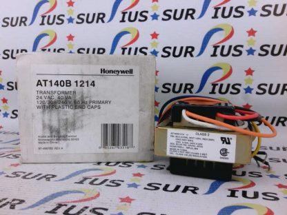 Honeywell AT140B1214 Transformer 24 VAC 40 VA 120/208/240 V 60 Hz