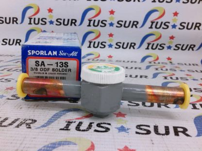 Sporlan See All Moisture and Liquid Indicator 700130