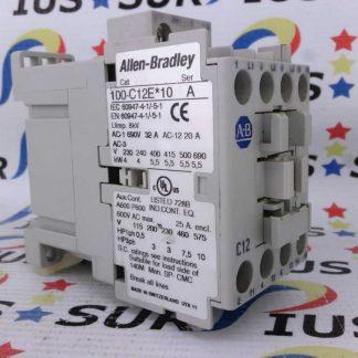 Allen-Bradley 100-C12E*10 Series A Contactor 24V DC Coil 100C12E10