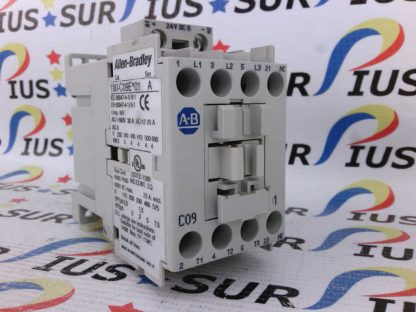 Allen-Bradley 100-C09E*01 Series A 24V DC 600V AC Contactor 100C09E01