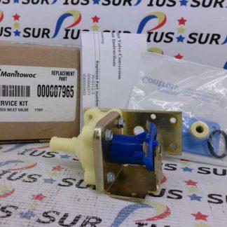 Manitowoc Water Inlet Valve Conversion Kit 115v 000007965
