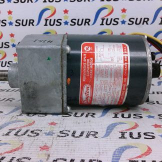 Dayton 4Z062A 1/60 HP 115V 50/60Hz Permanent Split Capacitor Gear Motor