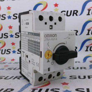 Omron J7M-AM-4 Ser. 01 Circuit Breaker 20-25amp 3 Pole Motor Protector