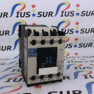 Telemecanique LP4 D1210 24V Contactor LP4D1210