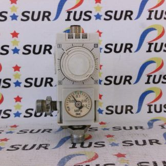SMC ISA2-HNE25 Aircatch Sensor 200kPa Pos. 12-24V DC Out PNP 80mA Neg. GND