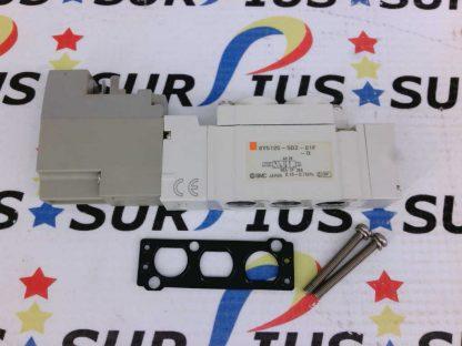 SMC SY5120-5YO-01F-Q Pneumatic Electric Solenoid Valve