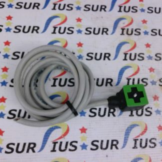 Murr Elektronik 7000-18141-2180500 MSUD Valve Plug Form A 18mm PVC Cable