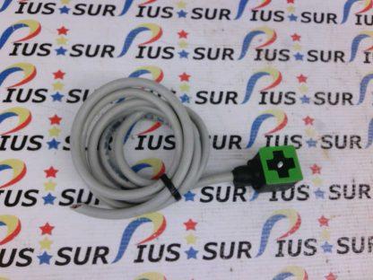 Murr Elektronik 7000-18141-2180500 MSUD Valve Plug Form A 18mm PVC Cable