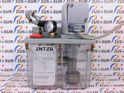 INTZA GE11 GE11/B-1-253 Single Line With Oil Lubrication Pump