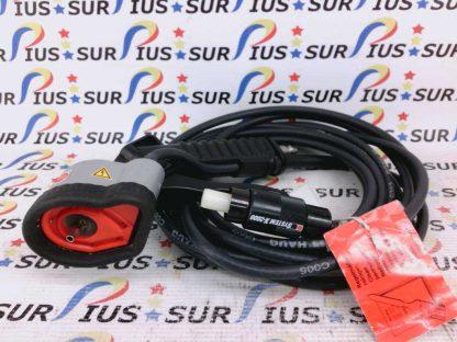 Haug Biel 04.7205.500 047205500 RILG RI-LG Ionizing Gun Soft Nozzle