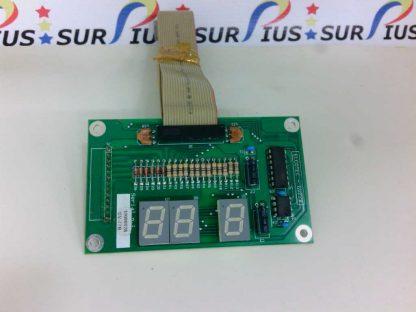 DibiPack 6084 Shrink Wrapper Controller Panel Circuit Board Elcotec-GV77B