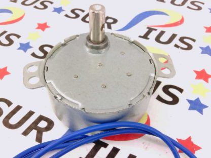 Replacement Jun Tuo Synchronous Motor JT TY-50BF 120VAC CW/CCW 1.3/1.5 RPM