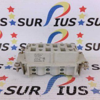 WEIDMULLER 1498900000 HDC HSB 6 FS 35A 400V