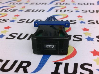 Idec DGBN-031 DGBN037 Counter Thumbwheel Single Digit Dual Button BCD