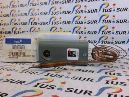 Johnson Controls Remote Bulb Temperature Control A19ABA-40C