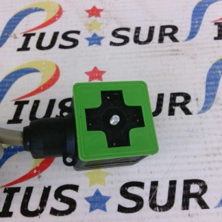 Murr Elektronik MSUD Valve Plug Form A 18MM 24 V DC 2A MSUDK-AB7O-474_5.0.