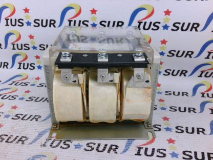 FANUC A81L-0001-0101#C Reactor FUK0101#C F08040043 Phase 3 44A 0.25mH