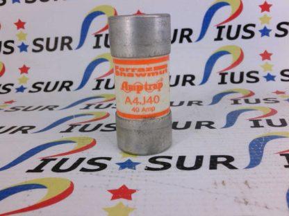 Ferraz Shawmut A4J40 40 Amp Current Limiting Class J Fuse 600V AC 300V DC