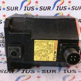 FANUC BIS 8/3000 AC Servo Motor A06B-0075-B403 3 Phase B-65302