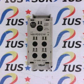 ALLEN BRADLEY 1492-PDE1C141 Ser. A Power Distribution Block 175A 600V