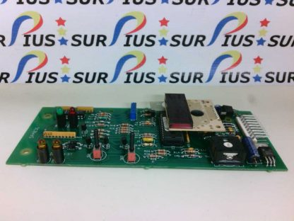 GNB Fer Charger 100 Main Circuit Board SA4036 Cen Electronics PC1366