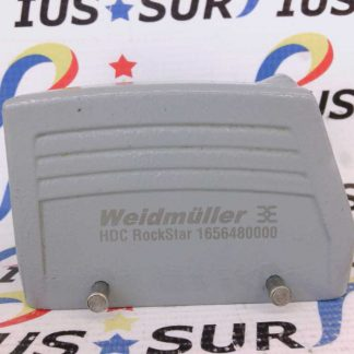 WEIDMULLER 1656480000 HDC RockStar 16B TSBU 1PG21G Connector Housing