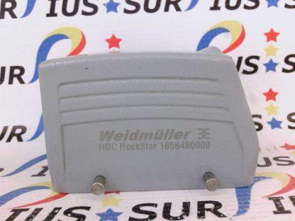 WEIDMULLER 1656480000 HDC RockStar 16B TSBU 1PG21G Connector Housing