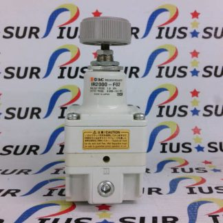 SMC Pneumatic Precision Regulator IR2000-F02