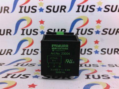MURR Elektronik 23004 3 X 400 V 4 kW 50/60 Hz Suppressor